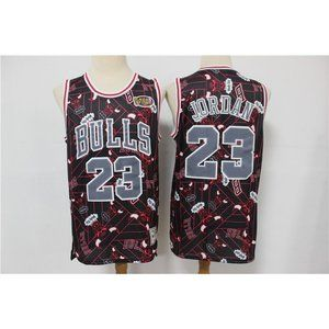 Chicago Bulls Michael Jordan Jersey (4)